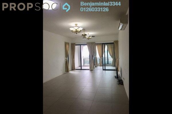 For Rent Serviced Residence at Jaya One, Petaling Jaya Freehold Semi Furnished 3R/3B 2.7k