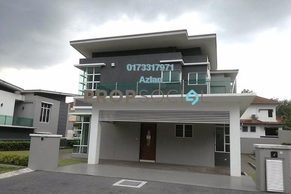 For Sale Bungalow at Langat Jaya, Batu 9 Cheras Freehold Unfurnished 6R/7B 1.6m