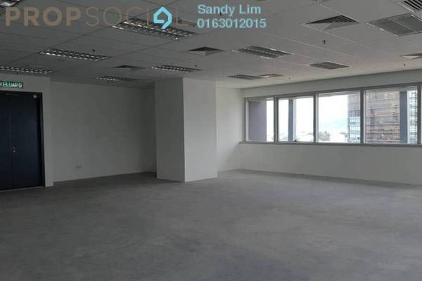 For Rent Office at Strata Office Suites @ KL Eco City, Mid Valley City Freehold Unfurnished 0R/0B 4.14k