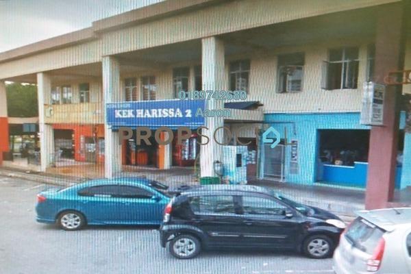 For Sale Shop at Taman Pinggiran USJ, Subang Jaya Freehold Semi Furnished 0R/0B 950k