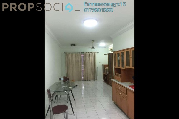 For Rent Condominium at Vista Magna, Kepong Freehold Semi Furnished 3R/2B 1.3k