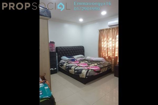 For Sale Terrace at Kepong Baru, Kepong Freehold Semi Furnished 5R/2B 1.32m