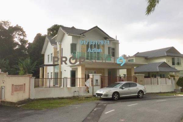 For Sale Bungalow at Taman Hulu Langat Jaya, Batu 9 Cheras Freehold Unfurnished 6R/6B 1.4m
