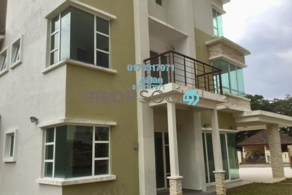 For Sale Semi-Detached at Taman Hulu Langat Jaya, Batu 9 Cheras Freehold Unfurnished 7R/6B 1.3m