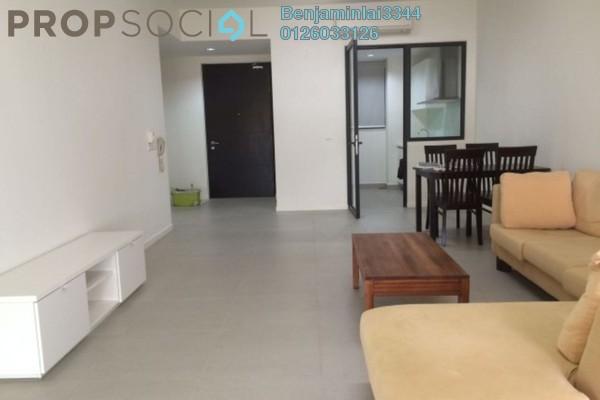 For Rent Serviced Residence at Jaya One, Petaling Jaya Freehold Fully Furnished 3R/3B 3k