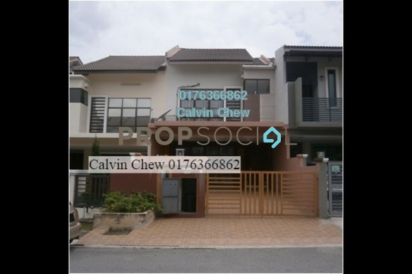 For Sale Terrace at Sierra 8, 16 Sierra Freehold Unfurnished 4R/0B 610k