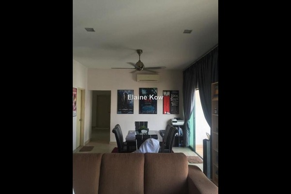 For Sale Condominium at Changkat View, Dutamas Freehold Semi Furnished 3R/5B 1.02m