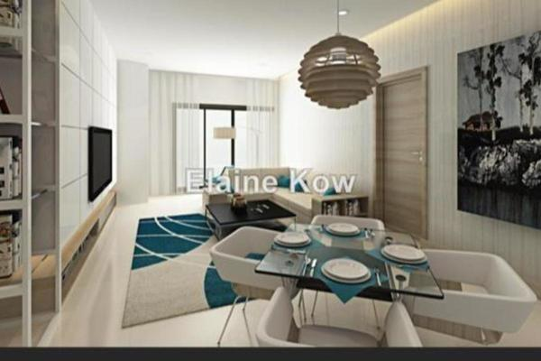 For Sale Condominium at Green Residence, Cheras South Freehold Semi Furnished 3R/3B 700k