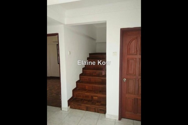 For Sale Duplex at Anjung Hijau, Bukit Jalil Freehold Semi Furnished 3R/3B 835k