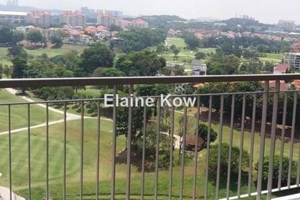 For Sale Condominium at KM1, Bukit Jalil Freehold Semi Furnished 3R/4B 1.29m