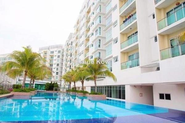 For Sale Serviced Residence at Medalla Serviced Suites, Ara Damansara Freehold Semi Furnished 3R/2B 1.13m