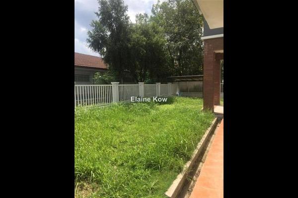 For Sale Superlink at Ametis Terraces, Bandar Bukit Puchong Freehold Semi Furnished 5R/4B 1.18m