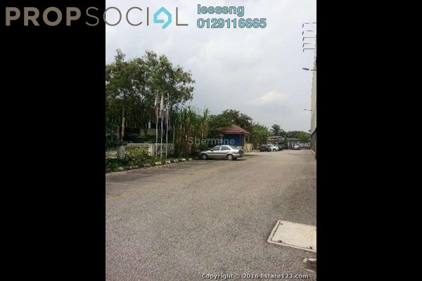 For Sale Factory at Taman Klang Utama, Klang Freehold Unfurnished 0R/8B 16.5m