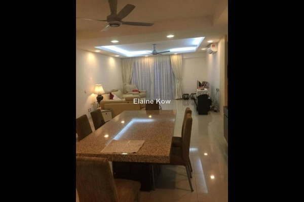 For Sale Condominium at Kiaramas Sutera, Mont Kiara Freehold Semi Furnished 3R/3B 1.07m