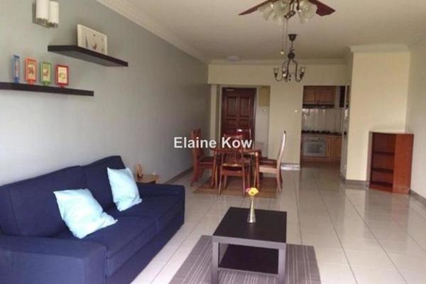 For Sale Condominium at Mont Kiara Pelangi, Mont Kiara Freehold Semi Furnished 3R/2B 700k