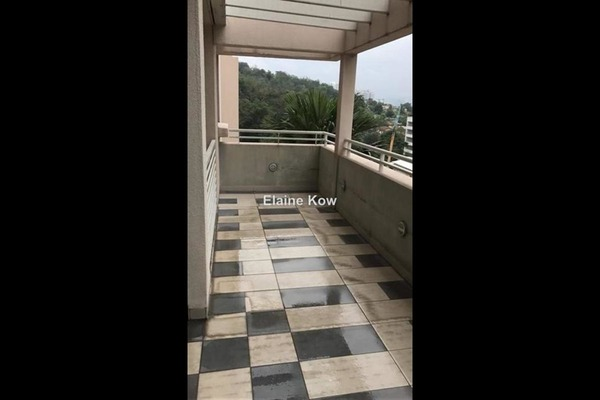 For Sale Condominium at Casa Kiara II, Mont Kiara Freehold Fully Furnished 3R/3B 1.18m