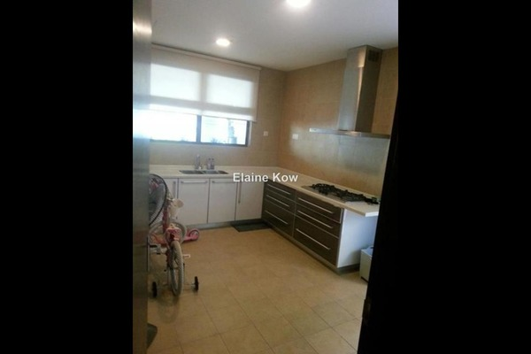 For Sale Semi-Detached at Amarin Kiara, Mont Kiara Freehold Semi Furnished 5R/6B 4.3m
