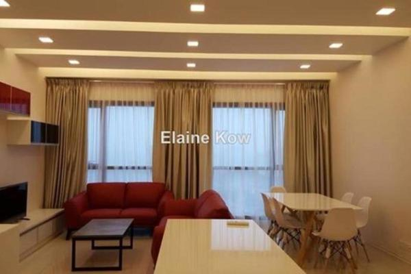 For Rent Serviced Residence at BayBerry Serviced Residence @ Tropicana Gardens, Kota Damansara Leasehold Fully Furnished 2R/2B 3.8k