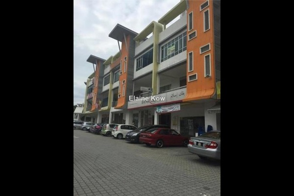 For Rent Shop at The Zest, Bandar Kinrara Freehold Unfurnished 0R/0B 5k