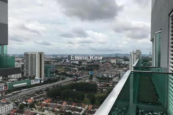 For Rent Serviced Residence at Glomac Damansara, TTDI Freehold Fully Furnished 4R/5B 9.8k
