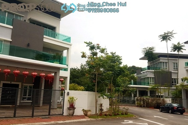 For Sale Bungalow at Taman Suntex, Batu 9 Cheras Freehold Semi Furnished 6R/6B 2.38m