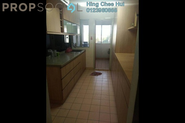 For Rent Condominium at Aliran Damai, Cheras South Freehold Semi Furnished 3R/2B 1.1k