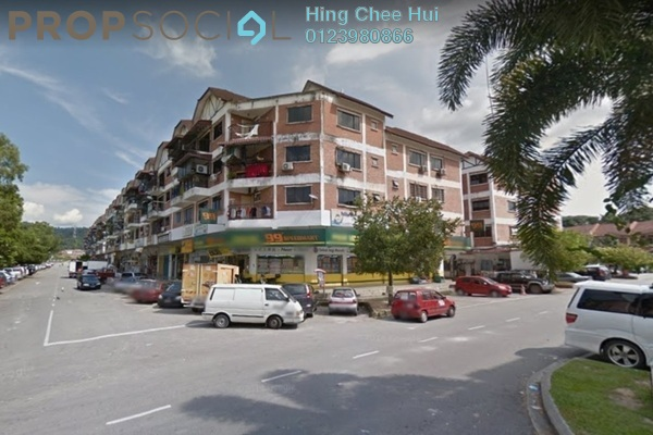 For Sale Terrace at Palm Walk, Bandar Sungai Long Freehold Semi Furnished 4R/3B 680k