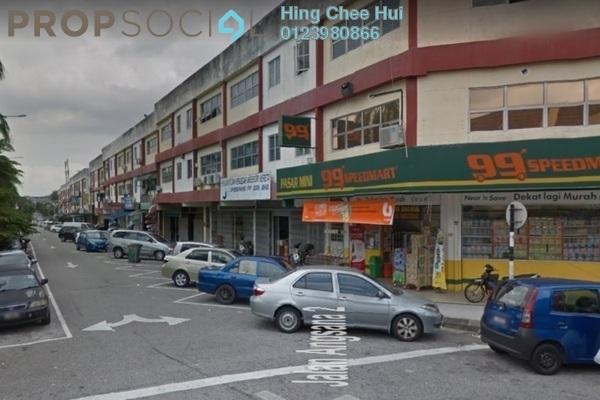 For Sale Terrace at Taman Bukit Angsana, Cheras South Freehold Semi Furnished 4R/3B 650k