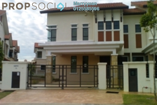 For Rent Land at BK8, Bandar Kinrara Freehold Fully Furnished 2R/1B 1k