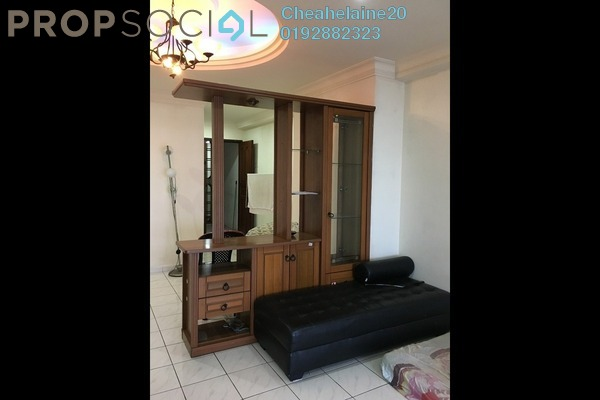 For Sale Condominium at Pandan Villa, Pandan Indah Freehold Semi Furnished 3R/2B 450k