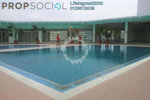 For Sale Condominium at OUG Parklane, Old Klang Road Freehold Semi Furnished 3R/2B 428k
