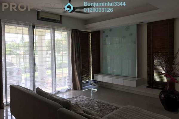 For Rent Terrace at SouthLake, Desa ParkCity Freehold Fully Furnished 5R/3B 6.5k