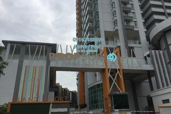 For Sale Condominium at Island Resort, Batu Ferringhi Freehold Unfurnished 3R/2B 680k