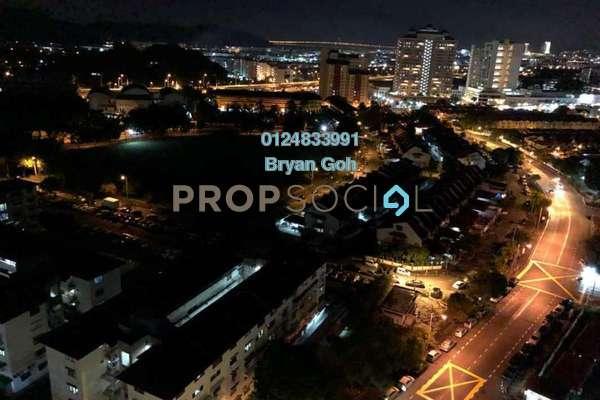 For Sale Apartment at Nipah Emas, Sungai Nibong Freehold Semi Furnished 3R/2B 388k