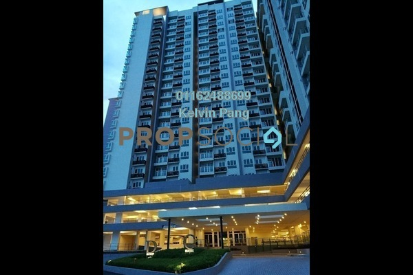 For Sale Condominium at Tropicana Bay Residences, Bayan Indah Freehold Unfurnished 3R/2B 650k
