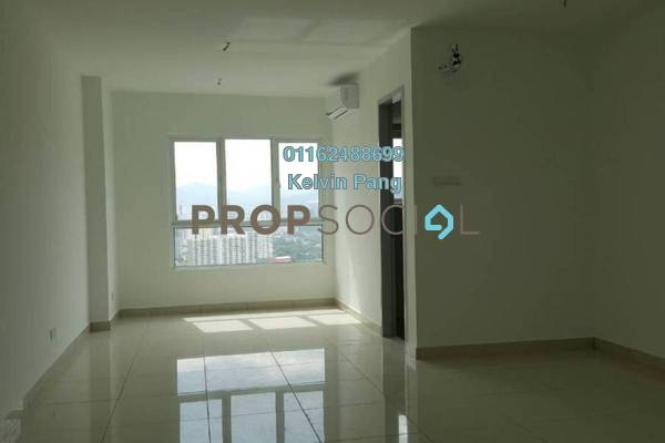 For Sale Condominium at Tropicana Bay Residences, Bayan Indah Freehold Unfurnished 0R/1B 410k