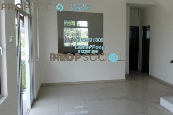 For Sale Terrace at Emerald West, Rawang Freehold Semi Furnished 4R/3B 560k