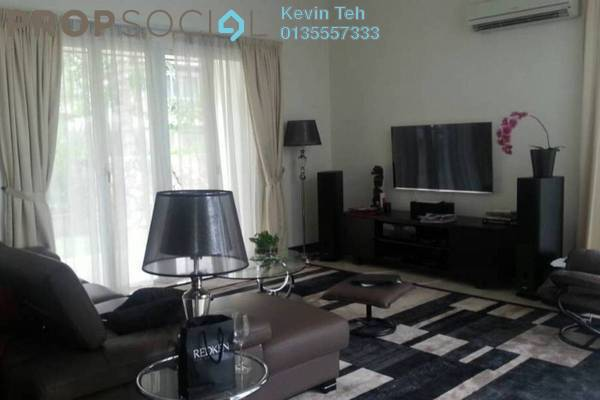 For Sale Semi-Detached at Flora Murni, Mont Kiara Freehold Fully Furnished 6R/5B 4.8m