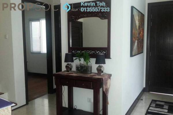 For Rent Semi-Detached at Flora Murni, Mont Kiara Freehold Fully Furnished 6R/5B 15k