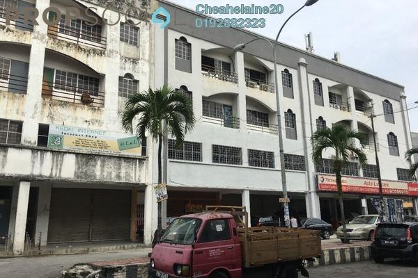 For Rent Office at Taman Sri Kuching, Jalan Ipoh Freehold Unfurnished 1R/2B 4.9k