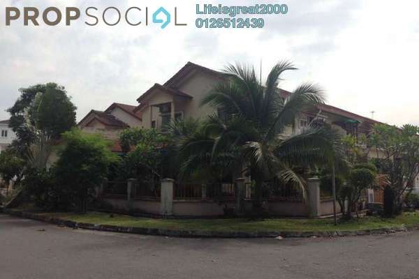 For Sale Terrace at Taman Puchong Prima, Puchong Freehold Semi Furnished 4R/4B 860k