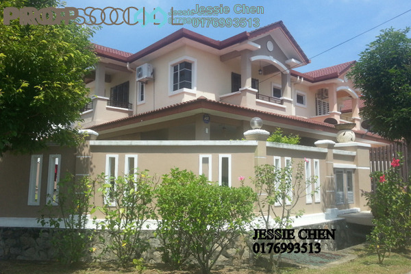 For Rent Semi-Detached at Vision Homes, Seremban 2 Freehold Fully Furnished 4R/3B 2k