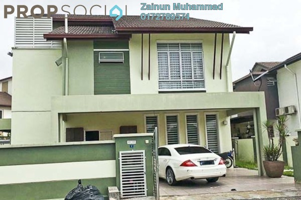 For Sale Bungalow at Taman Jelok Impian, Kajang Freehold Semi Furnished 6R/5B 1.8m