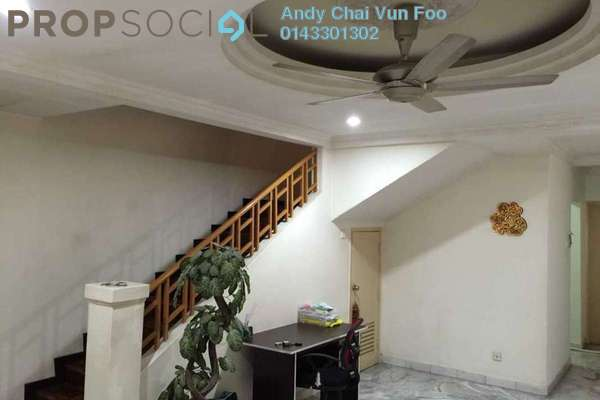 For Sale Terrace at USJ 9, UEP Subang Jaya Freehold Fully Furnished 4R/3B 800k