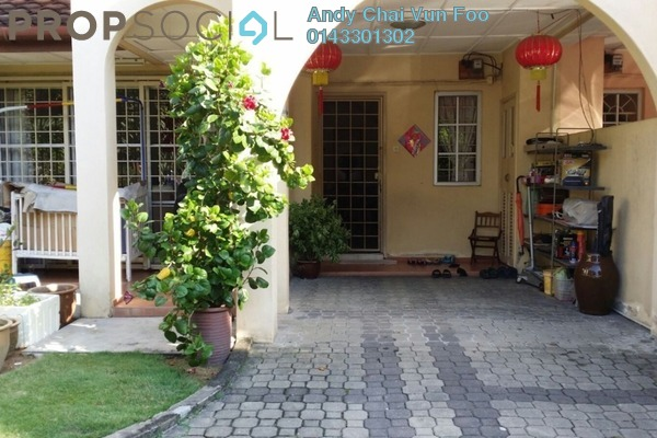 For Sale Terrace at USJ 18, UEP Subang Jaya Freehold Semi Furnished 4R/3B 930k