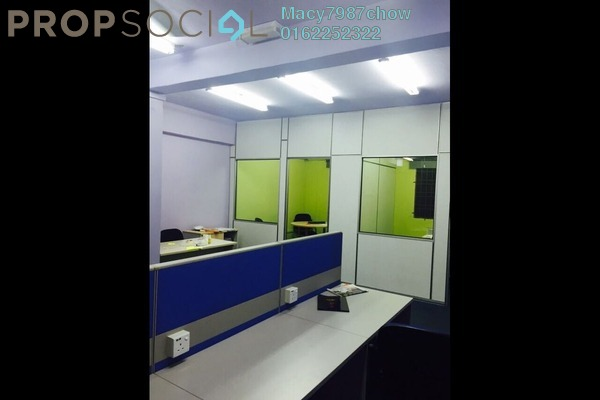 For Rent Office at Cheras Business Centre, Cheras Freehold Semi Furnished 0R/0B 1.2k