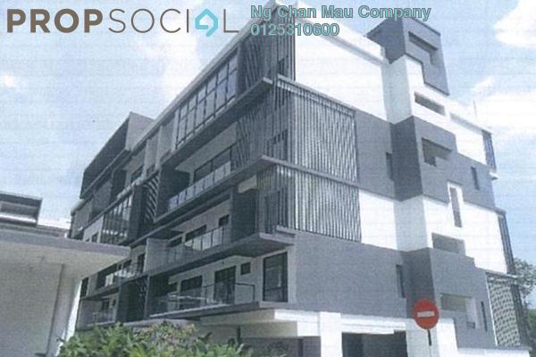 For Sale Condominium at Suria Residen, Batu 9 Cheras Freehold Semi Furnished 3R/0B 1.35m