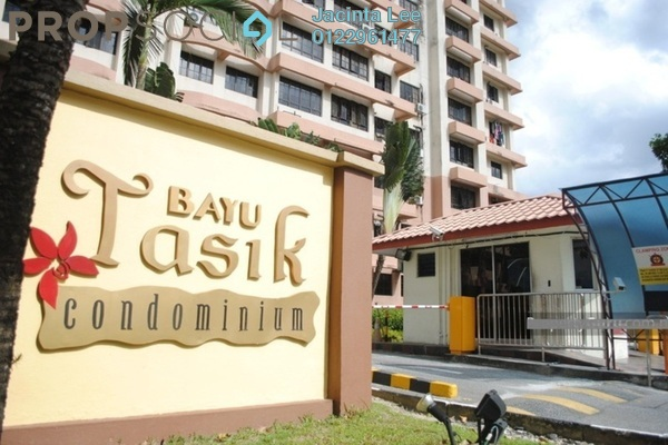 For Sale Condominium at Bayu Tasik 1, Bandar Sri Permaisuri Freehold Semi Furnished 3R/2B 405k