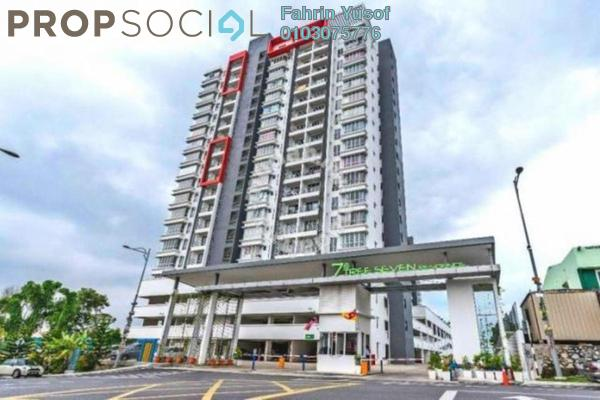 For Sale Condominium at 7 Tree Seven Residence, Bandar Sungai Long Freehold Unfurnished 3R/1B 438k