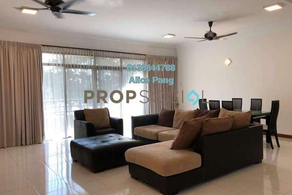 For Rent Condominium at Sri Pangkor, Pulau Tikus Freehold Fully Furnished 3R/3B 2.5k